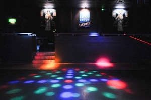 Esquires dancefloor