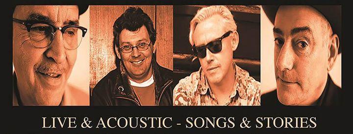 Kirk Brandon Acoustic Tour